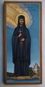 Αγιος Οσιομάρτυς Νεκτάριος απ΄τα Βουρλά της Μ.Ασίας.