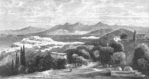 ΣΚΑΛΑ ΒΟΥΡΛΩΝ ΠΙΝΑΚΑΣ τέλι 1800