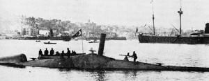 Το υποβρύχιο της Nordenfelt